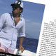 The Skipper. The Island Seen from Speedboat - Capri Magazine
